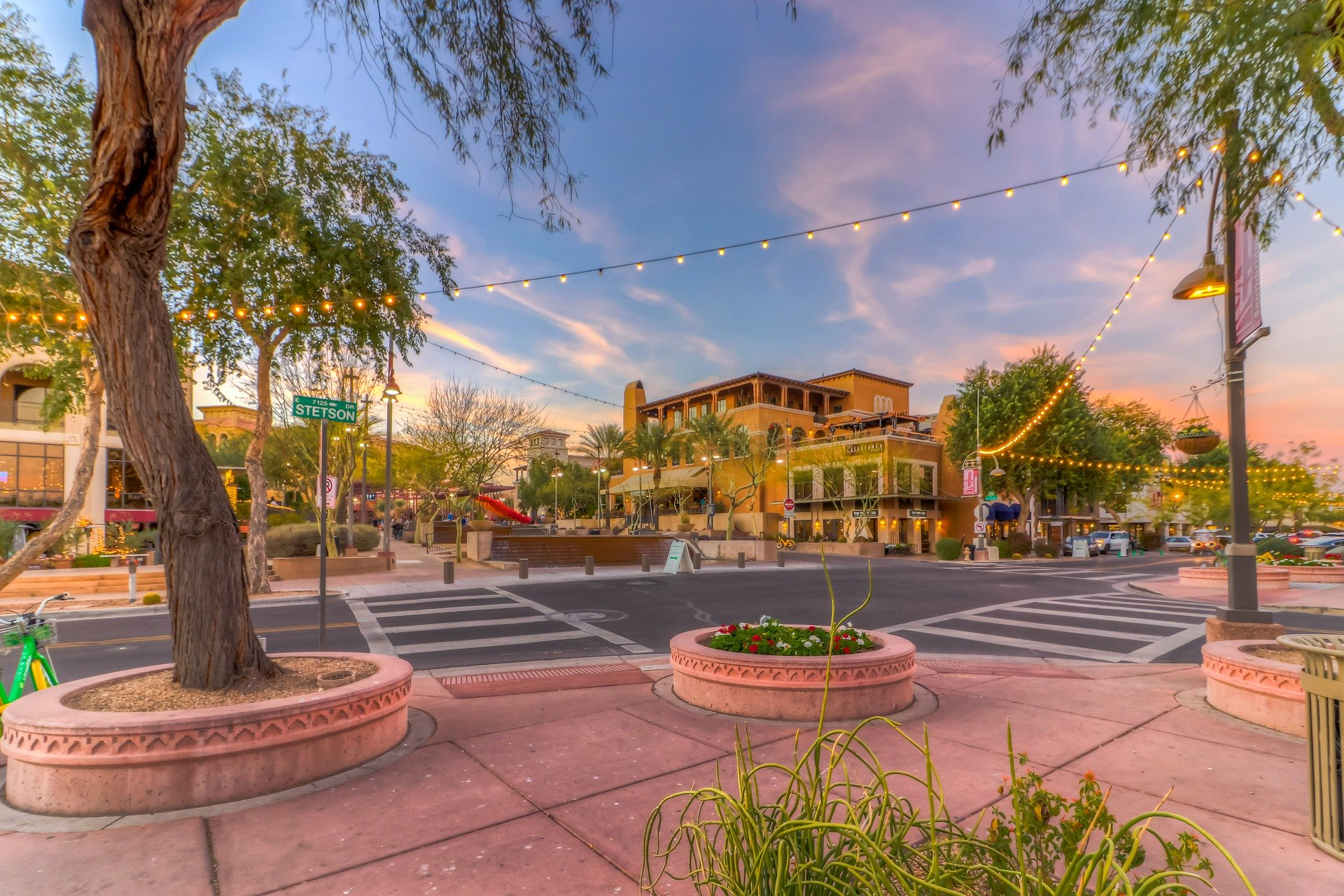 Scottsdale Arizona in the USA